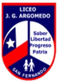 Nuevo Director del Establecimiento Liceo José Gregorio Argomedo
