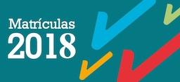 MATRICULAS AÑO 2018