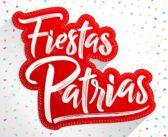 INFORMACIÓN SOBRE SEMANA DE FIESTAS PATRIAS