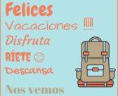 SALUDO DE DIRECCION POR VACACIONES DE INVIERNO