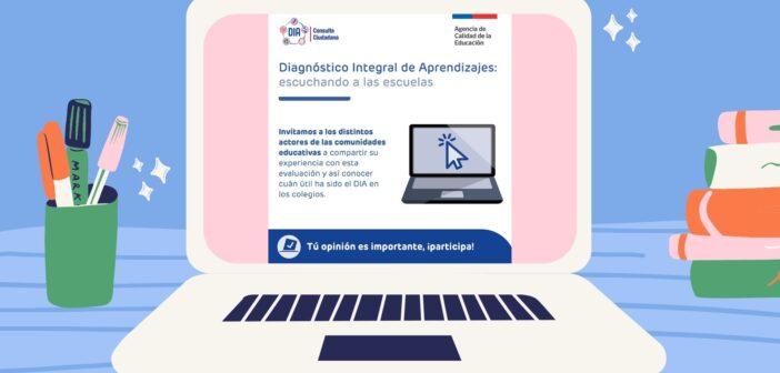 INVITACIÓN ENCUESTA DIAGNÓSTICO INTEGRAL DE APRENDIZAJES